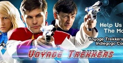 Voyage Trekkers - Back to the Movies