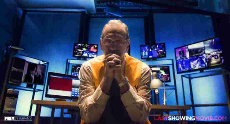 Robert Englund - The Last Showing Review