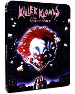 Killer Clowns Steelbook