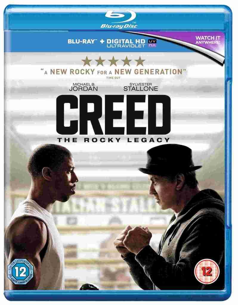 Creed Blu-ray packshot