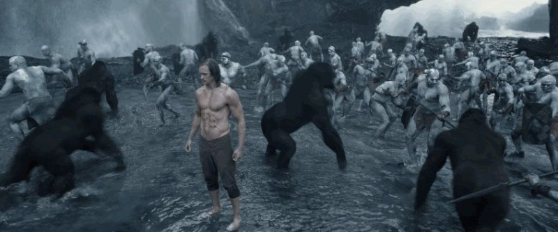 Legend of Tarzan Still