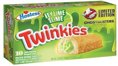 Ghostbusters Twinkie