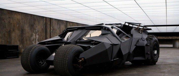 Tumbler - Batman