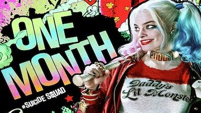 One month - Suicide squad