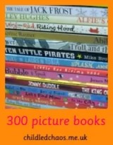 300 picture books