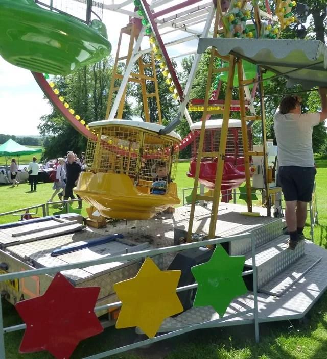 children's ferris wheel