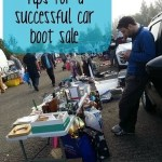 How to have a successful car boot sale as a seller