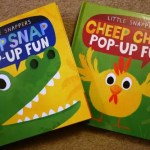 Little Snappers books – review and giveaway