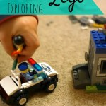 Learning and exploring with Lego