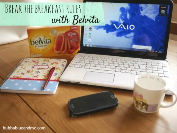 Belvita for a work breakfast - bubbablueandme