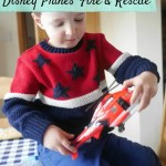 Make believe with Disney Planes Fire and Rescue Blade Hero toy