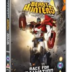 Switch it up – Transformers Prime Beast Hunters dvd