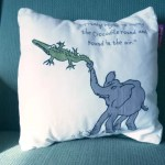 Book lover style with Roald Dahl cushions from House of Fraser – giveaway