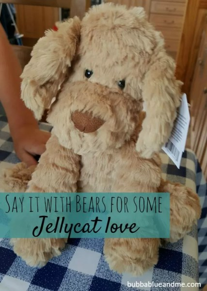 say it with bears for some Jellycat love - Bubbabluenadme