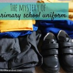 The mystery that is primary school uniform