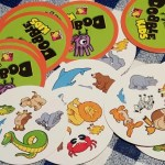 Fun playing Dobble Kids, plus a giveaway