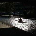 My Sunday Photo – canoeing
