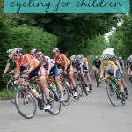 Igniting an interest in cycling for children