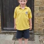 School days – last week of Foundation stage