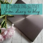 A journaling journey from diary to blog