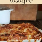 Mexican lasagne – great for family or friends