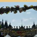 It's too damn hot – day out at Feast Waddesdon Manor