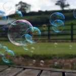 My Sunday Photo – bubbles away