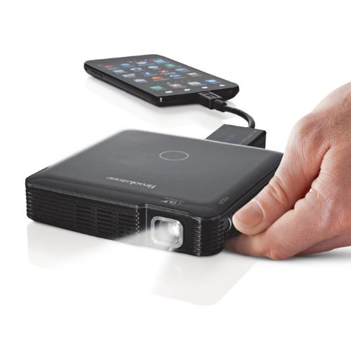 best portable projector for iphone and ipad review On best portable projector for ipad