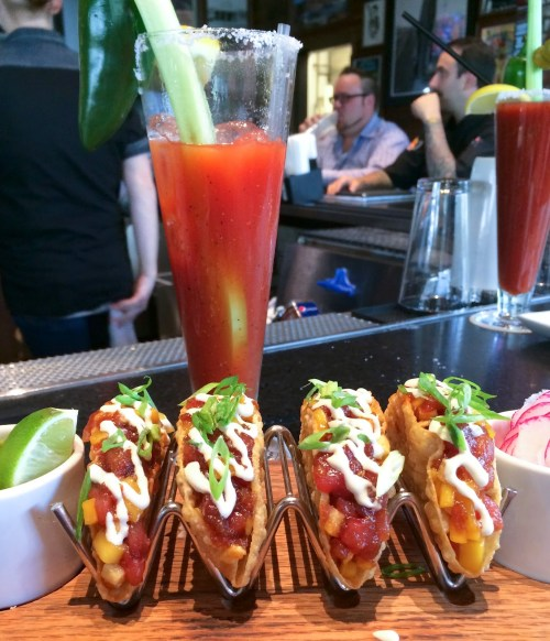 Charming N Ordered Drunken Fish Tacos From Skool Visit To Guy Vegas Kitchen Bar Bubbly Hostess On Or Side Amargarita On Rocks Me At My Friend Ed Off