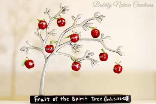 Fruit of the Spirit Tree!