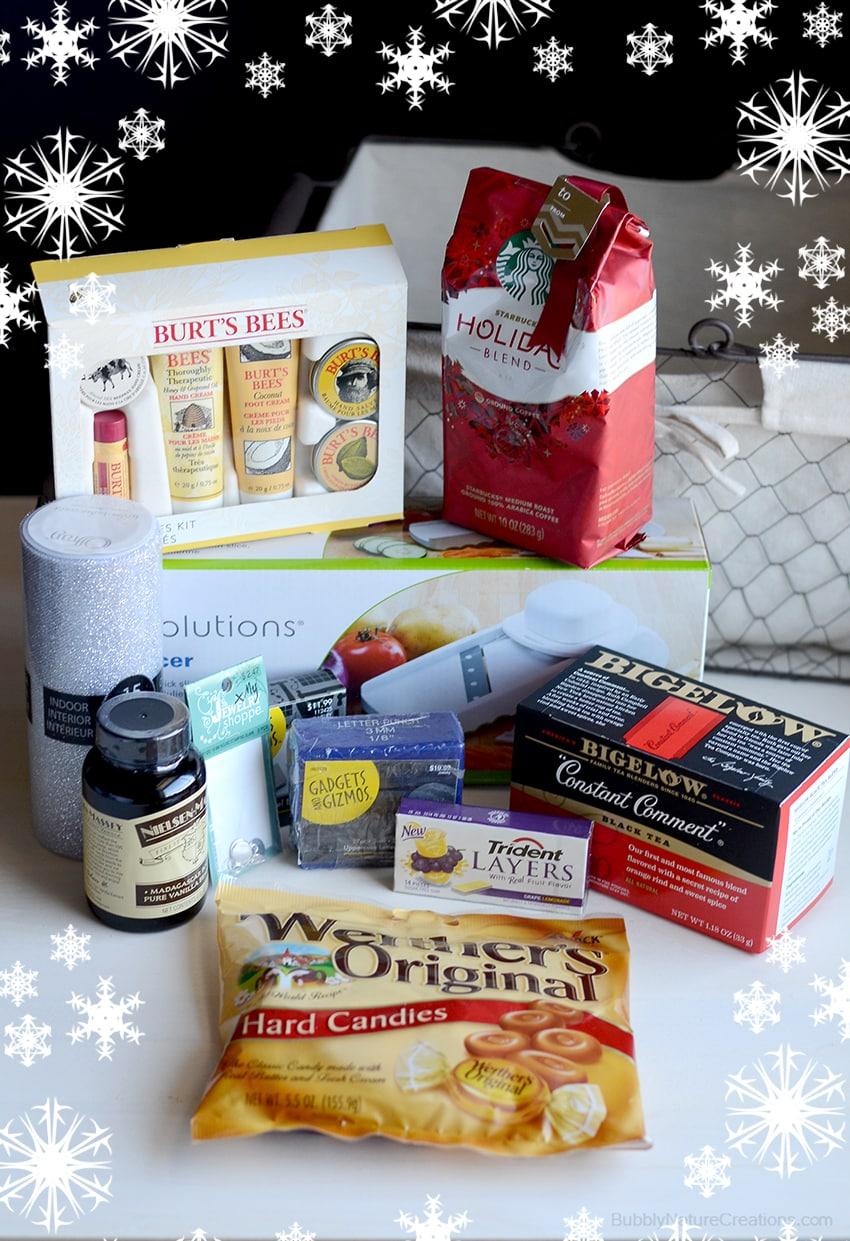 Christmas Wish Basket Giveaway!