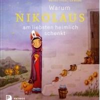 Ein un-weihnachtliches Nikolaus-Bilderbuch