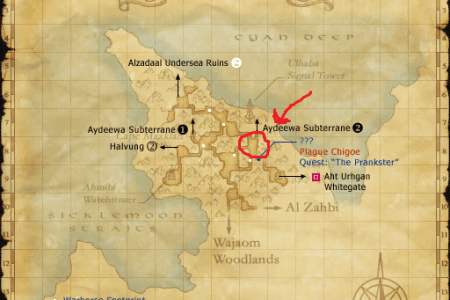magian trial locations