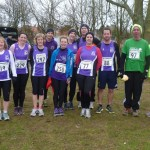 After the Winslow 10k - 2013