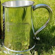 English Pewter Tankard