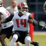 Bucs Not Giving Up on Robert Herron
