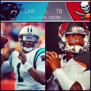 Week 4: Panthers vs Buccaneers injury report