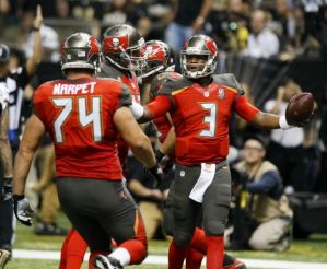 Jameis Winston is named Pepsi Rookie of the Week