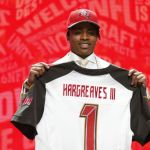 Tampa Bay Buccaneers first round 11th pick