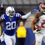 Doug Martin was not the problem in loss to the Colts