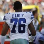 Sunday could be Greg Hardy's last game as a Cowboy