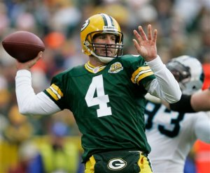 Brett Farve being selected for Canton is a no brainer.