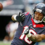 Texans' DeAndre Hopkins wants to work on YAC problem