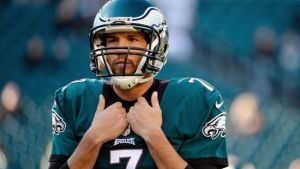 Sam Bradford upset the Eagles moved up to No.2