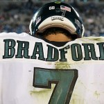 Sam Bradford gave up on trying to be traded.