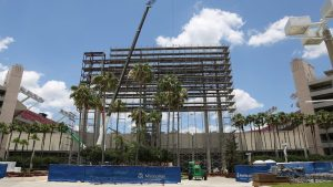 Raymond James Stadium is getting some new toys