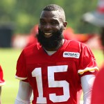 The Chiefs release former Buccaneers WR Mike Williams