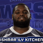 The Buccaneers Sign Ishmaa'ily Kitchen DT