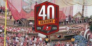 Buccaneers football 40 years later