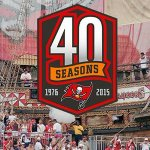 Buccaneers football 40 years later